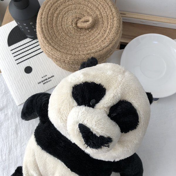 20170726 The Hot Sales Panda Stuffed Animal Plush Toy Retro Girl Child Cartoon Cute Soothing With Sleeping Festival Gift