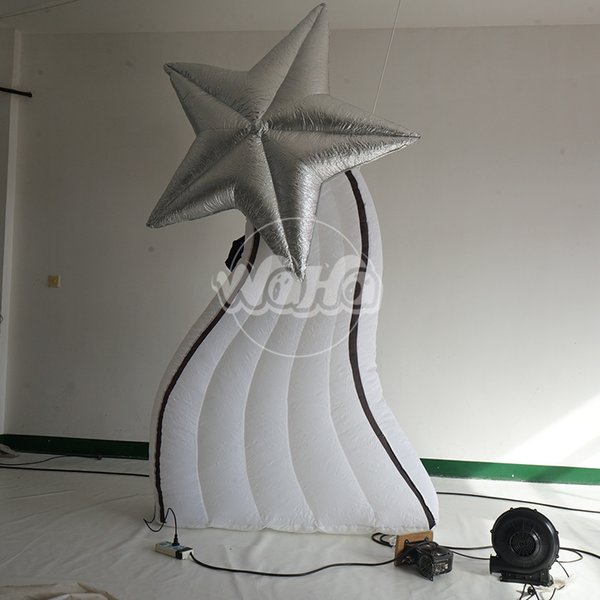 Inflatable door head decorative air model star channel road lead Advertising-in Party DIY Decorations