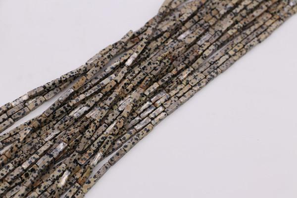 gagne des perles en vrac dans un rectangle de 4 * 13mm pour la fabrication de bijoux en livraison gratuite