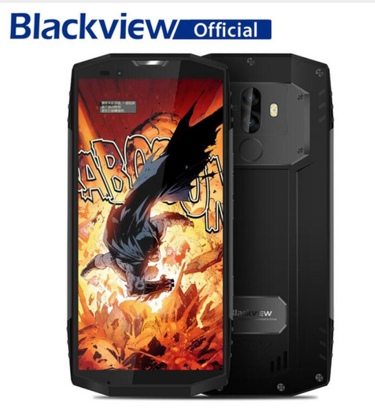 "Blackview BV9000 Pro IP68 Waterproof Smartphone Helio P25 Octa Core 6GB + 128GB 5.7"" FHD Dual SIM Mobile Phone 4180mAh Battery"