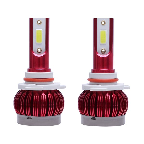 Cartaoo IP67 Étanche Haute Puissance 24W Super Bright 6000K Kit De Conversion De Voiture LED Brouillard Lampe H1 H4 H7 H11 9005 9006 LED Phare Ampoules