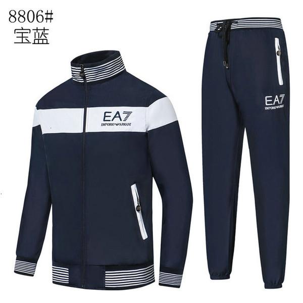 2019 nouveaux automne de haute qualité et le pantalon à manches longues hommes d'hiver costume 190908 # 020dh12