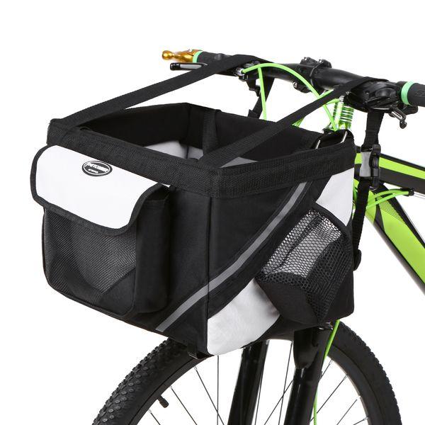 Waterproof Bicycle Mobile Phone Bag Bike Front Beam Bag Riding Equipment