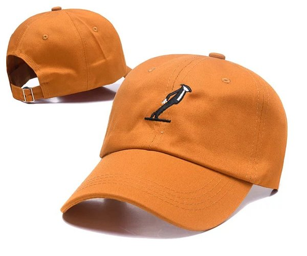 Designer Hüte Caps Männer Baseball Cap für Herren Damenmode Marke Cap Einstellbare Tier Stickerei Hüte Überlegene Qualität 5 Farben 2 Modelle