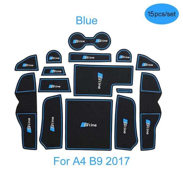 Синий для А4 B9 17-19