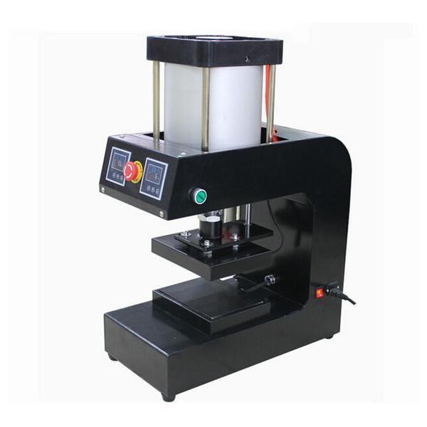 Rosin Press Machine PURE ELECTRIC Auto Dual Heat Plates Rosin Heat Press Machine with LCD Panel CK1015-5 15*20cm