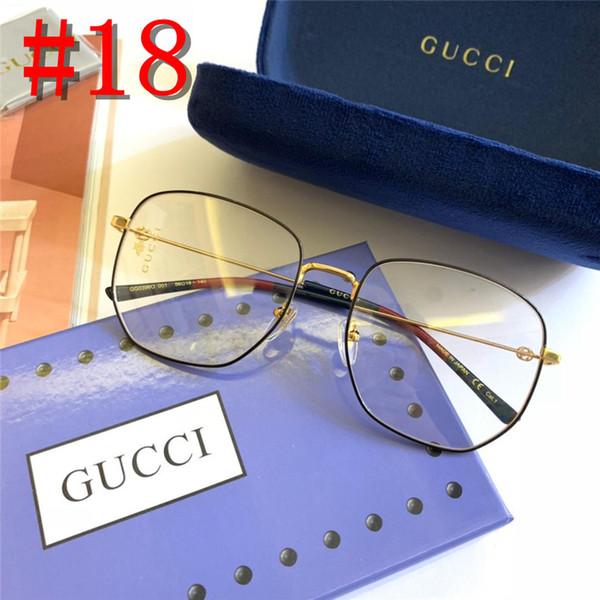 Moda hombre diseñador gafas de sol 0937 placa cuadrada combinación de metal marco de calidad superior anti-UV400 lente con caja