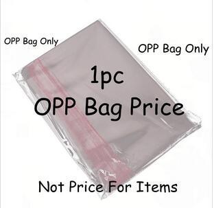 أكياس OPP فقط (الشحن عن طريق Epacket))