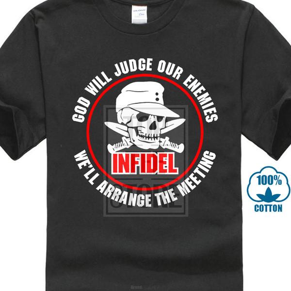 Alman aldatma tanrısı düşmanlarımızı yargılayacağız biz L Shirt düzenleyelim