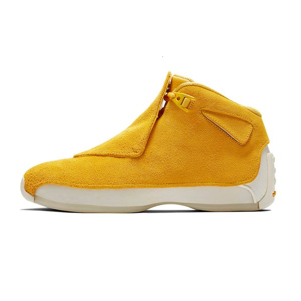 B10 Yellow suede