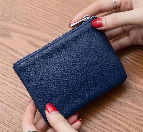 Designer Handbags Genuine Leather Designer Wallet Luxury Purse Women Wallet Designer Mini Wallets Card Holder With box