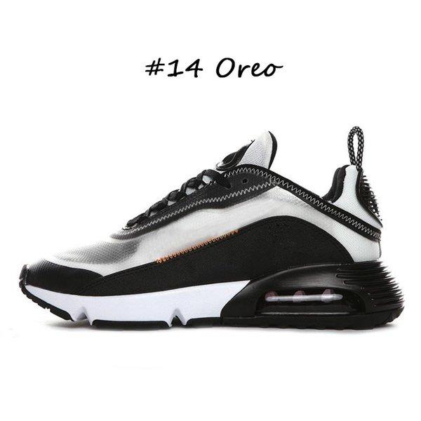 # 14 Oreo