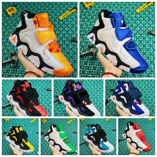 2019 desgin shoes Barrage Mid QS Black White Red blue white black basketball Shoes red Middle top sneakers size 7-12