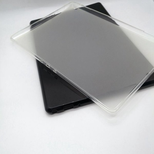 50 unids Soft TPU caso de la contraportada para Lenovo Tab M10 TB-X605F TB-X605L TB-X605 tableta de 10.1 pulgadas