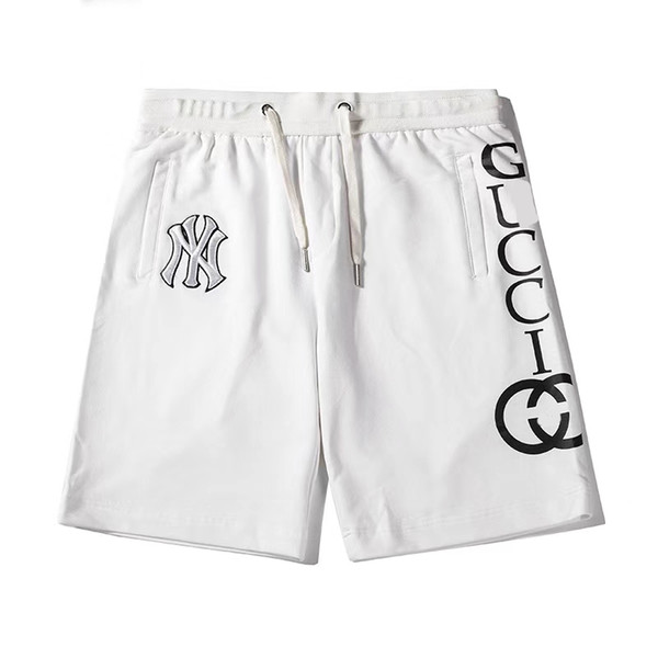 2019 Hot Push Summer Hombres Pantalones cortos Marcas Ropa de baño Nylon Men Brand Shorts de playa Troncos de baño impermeables