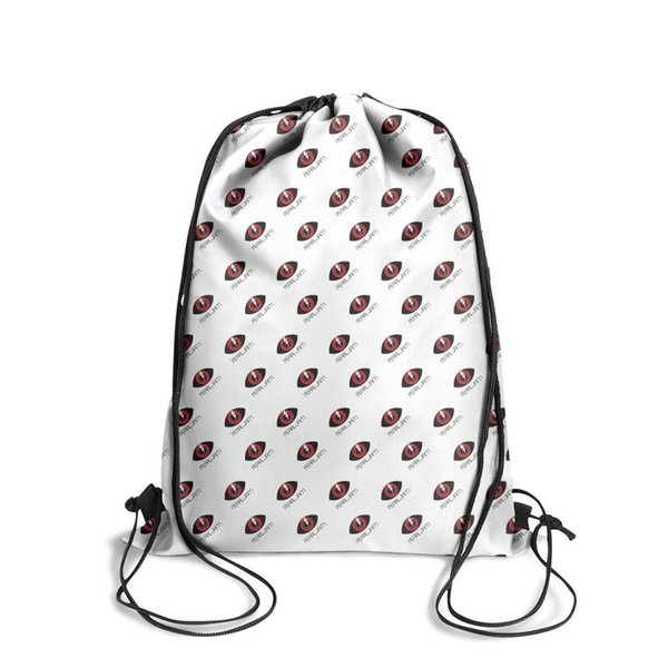 Sports backpack Pearl Jam fashion popular Classicpackage durable yoga backpack school sack pouch pull string Backpack
