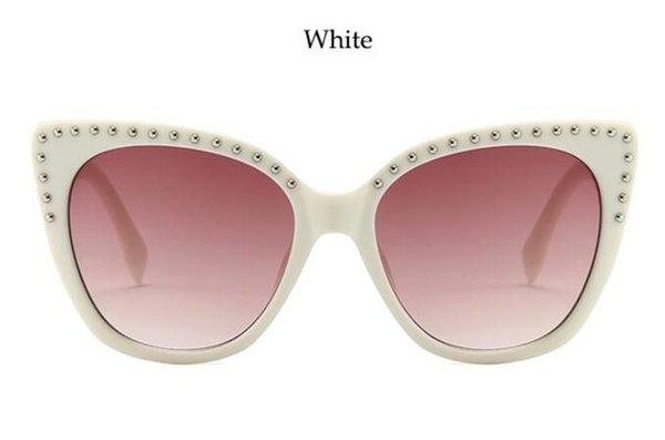 Lenses Color:white gray