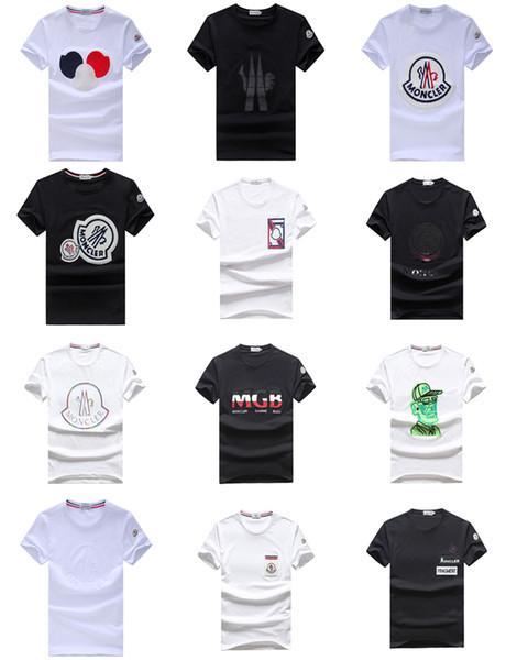 Marque Design Medusa Hommes T-shirt Style Chaud D'été T-shirt De Mode Hip Hop Casual Hombre Camiseta Slim T-shirts À Manches Courtes Hommes Tops T-shirts