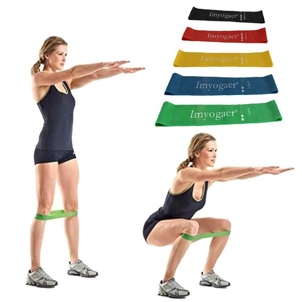 Resistance Bands Rubber Band Workout Fitness Gym Equipment rubber loops Latex Yoga Gym Strength Training Athletic Bands