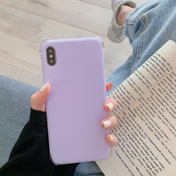 2019 Cell Phone Cases Apple mobile phone protective as original liquid silica gel jacket on the official website of the iPhone X