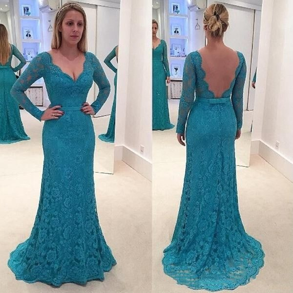 Spring Mother Of The Bride Dresses 2020.Vintage Lace Mother Of The Bride Dress 2020 Mermaid Mother Dress For Wedding Party Long Sleeve Vestido De Madrinha Abito Sposa Spring Mother Of The
