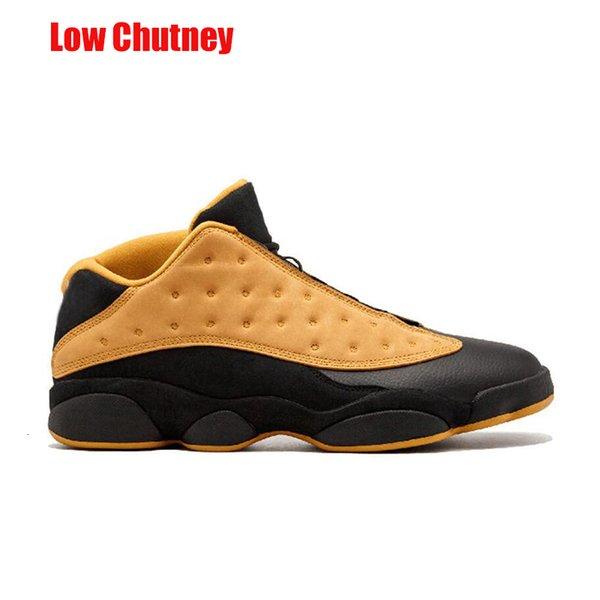 Low Chutney