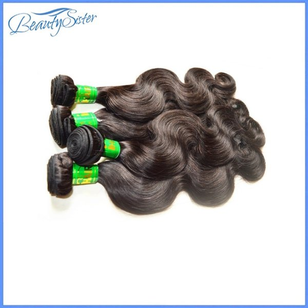 beautysister hair products 8a indian remy human hair body wave 4bundles 400g lot unprocessed indian virgin hair extensions weaves color