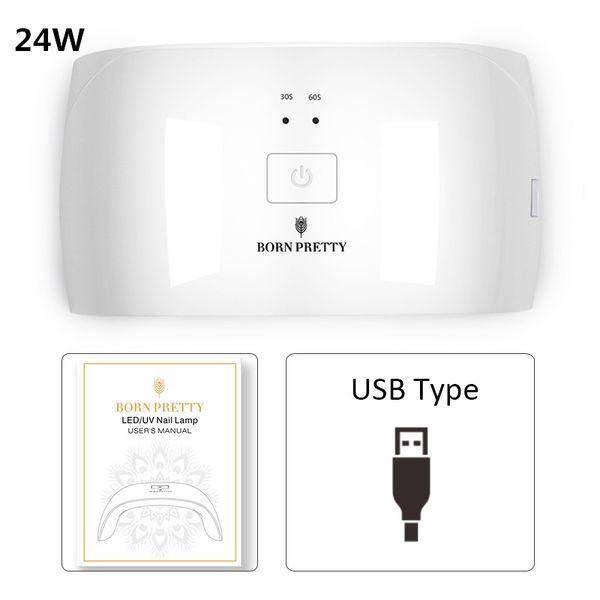 24W USB Type