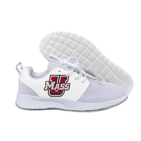 Massachusetts Minutemen Erkek / bayan özel nedensel Yaz Rahat hafif ayakkabılar