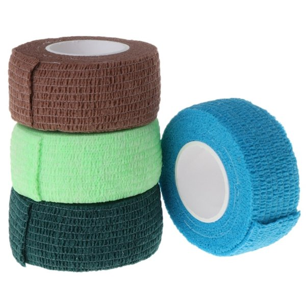 Self-Adhesive Elastic Bandage First Aid Medical Muscle Health Care Fitness Sport Free Shipping #197790