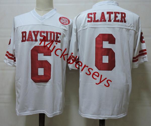 6 AC Slater White