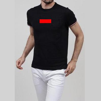 New Fashion Men T shirts For Man Cotton New Funny Design Summer Letter Printed T shirts Men Cotton Casual Tee Shirt Homme With Pocket