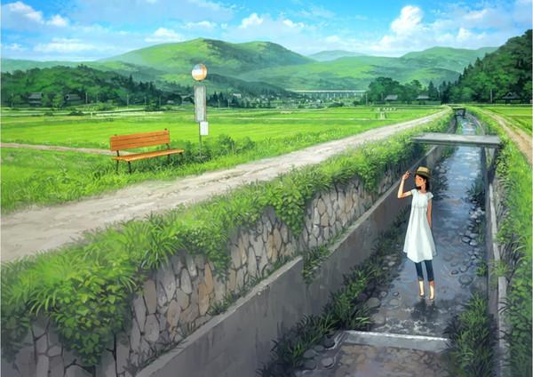 pop anime decorazione della parete arte giapponese della seta di poster 30