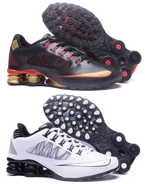 NEW Original Shox Deliver Avenue 803 808 casual shoes Top Fashion Air TN Chaussures Shox NZ OZ Maxes casual shoe designer shoes