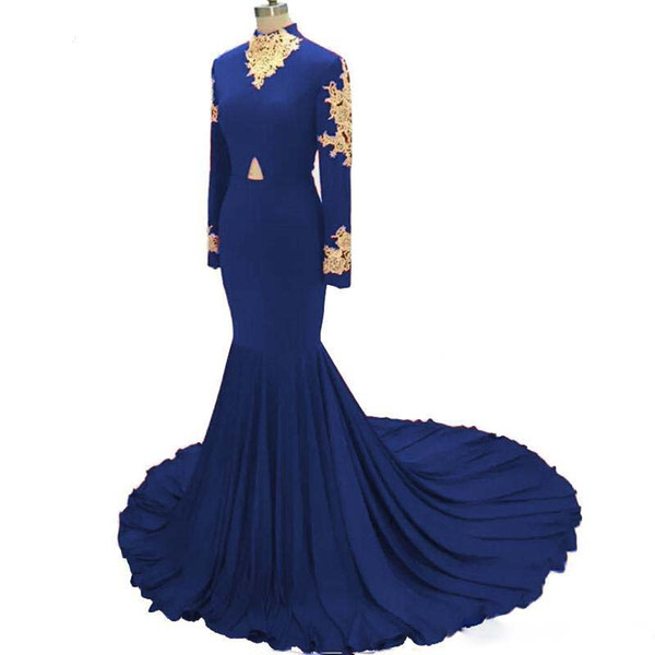 2019 Sexy Burgundy Evening Dresses Mermaid Off the Shoulder Lace Satin Prom Dresses Long Sleeve Evening Gowns Cheap Bridesmaid Dresses