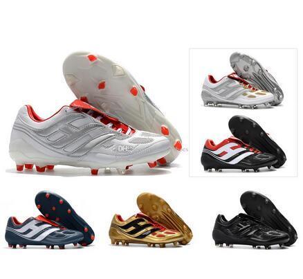 Klasikler yırtıcı Hassas hızlandırıcı Elektrik FG DB AG V 5 Beckham 1998 98 Erkek Futbol Ayakkabı Kramponlar krampon Boyut 39-45 Oldu