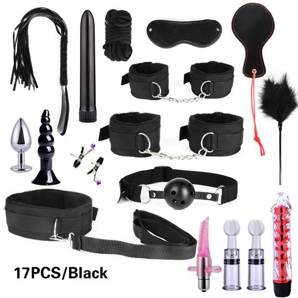 17pcS Black