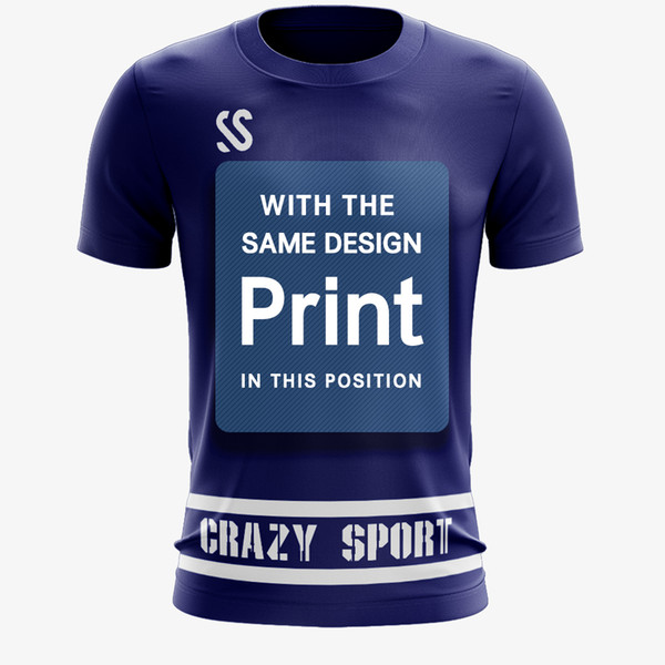 Maglietta da calcio stampa manica corta Personalizzata Uniforme Azienda T-shirt da corsa Sport Training Uomo donna giovanissima maglie