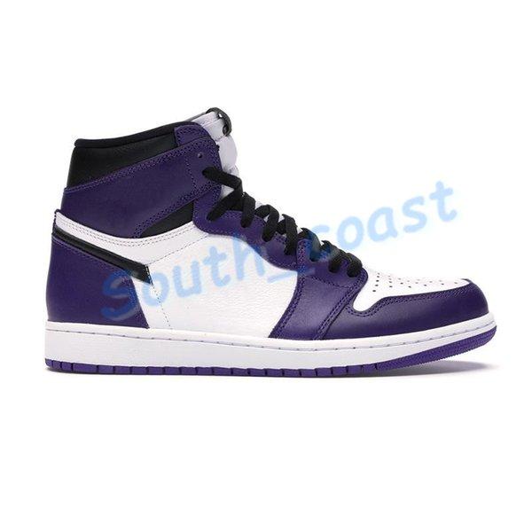 tribunal blanc violet