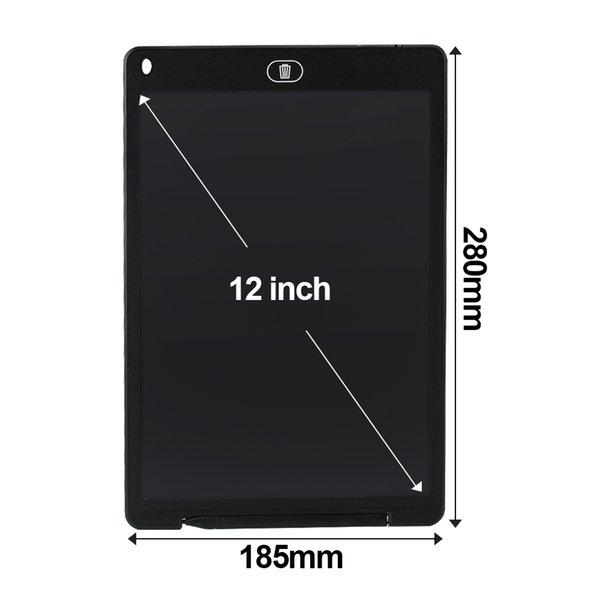 Black 12 inch
