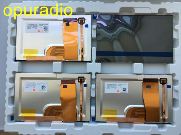 Original new TPO Display LAJ070T001A 7inch screen for Volvo S60 XC90 car GPS navigation LCD monitor