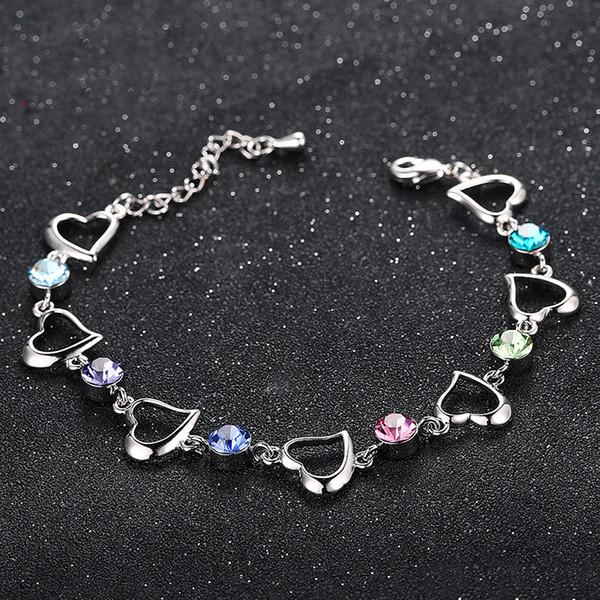 bracelet swarovski st valentin