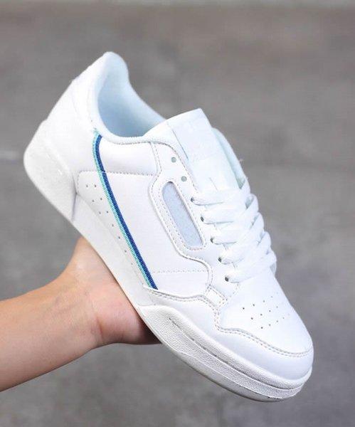 Continental 80 bleu blanc