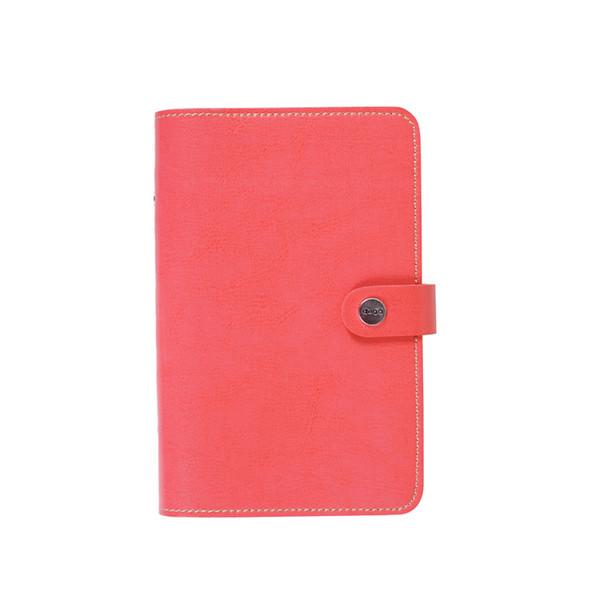 Sujetador rosa A5 Sólo cubierta de la carpeta