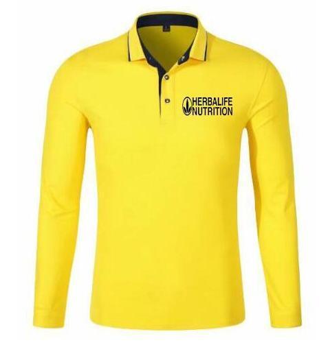 New 2019 green red black Moto Herbalife polo Mountain Bike Motocross Jersey BMX DH MTB Motocross Jersey T Shirt Clothes orange