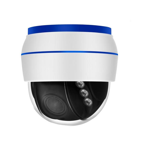 Sony IMX 307 Star light wifi IP PTZ dome cameras 2.7-13.5mm 5x auto zoom focus P2P wireless CCTV cameras Two way audio camera