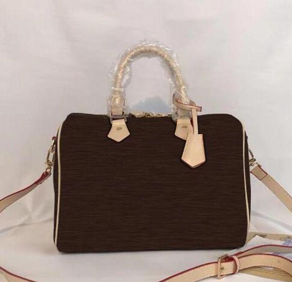Soft leather pillow bag best-selling retro-European and American women Boston bag collision color Handbag Shoulder slanting small bag