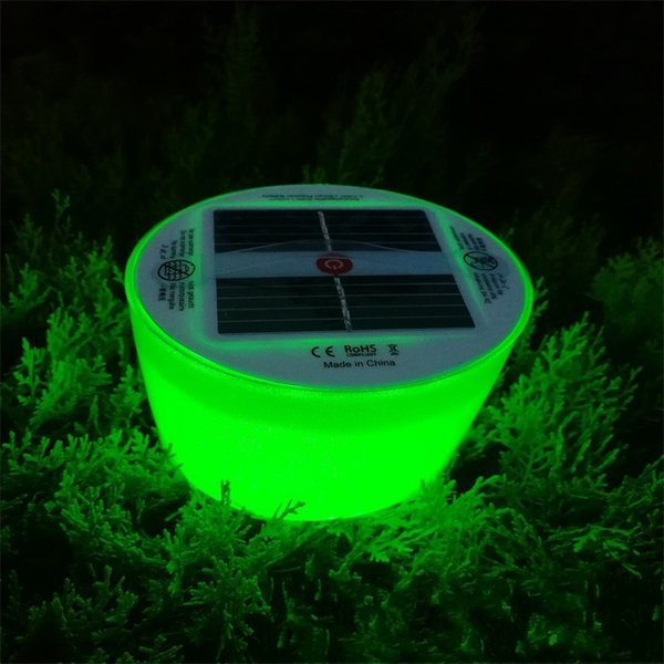 Outdoor Inflation Tent Light 7 Colors Solar Energy Waterproof Camping Lamp Christmas Portable Courtyard Decoration Hot Sale 19 8btvD1