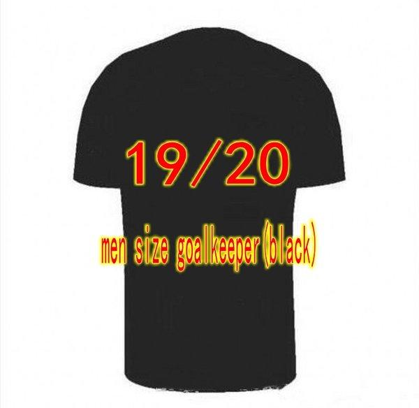 19/20 men goalkeeper black