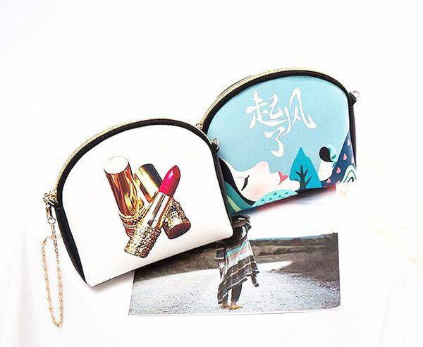 2019 neue Casual Fashion Messenger Bag weiblichen wilden Umhängetasche 93341111111111111111111111111111111111111111111